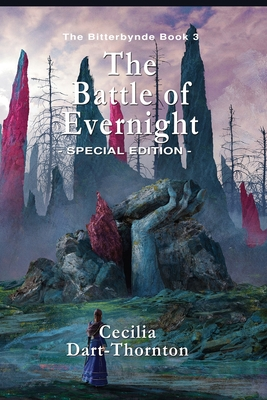 The Battle of Evernight - Special Edition: The Bitterbynde Book #3 (Bitterbynde Trilogy #3) Cover Image