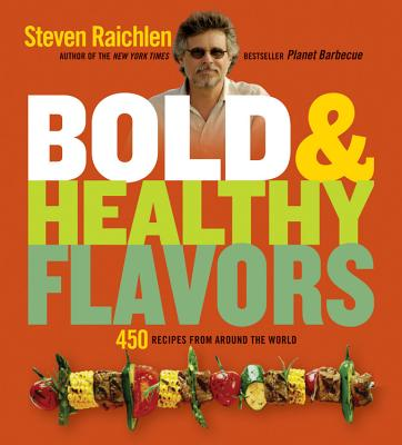 Bold & Healthy Flavors Cover