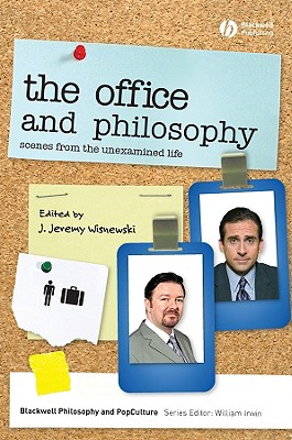 The Office and Philosophy Cover