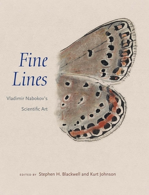 Fine Lines: Vladimir Nabokov's Scientific Art Cover Image