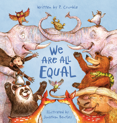 We Are All Equal Cover Image