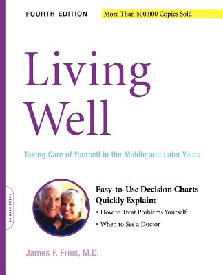 Cover for Living Well