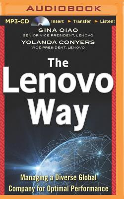 Cover for The Lenovo Way