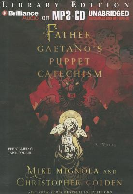 Father Gaetano's Puppet Catechism Cover