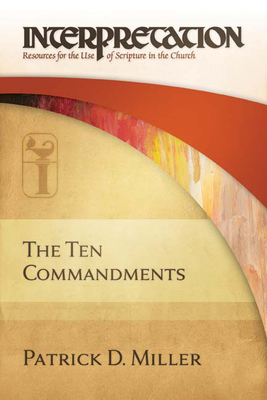 The Ten Commandments Cover