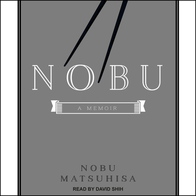 Nobu Lib/E: A Memoir Cover Image