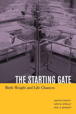 Cover for The Starting Gate