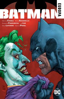 Batman: Europa Cover Image