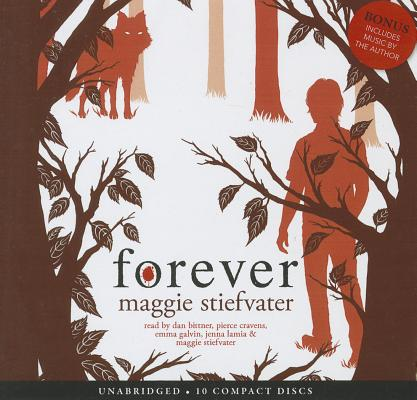 Forever (Shiver, Book 3) (Audio Library Edition) Cover Image