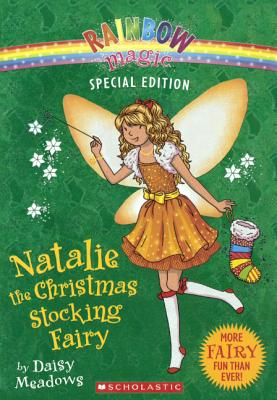 Cover for Natalie the Christmas Stocking Fairy