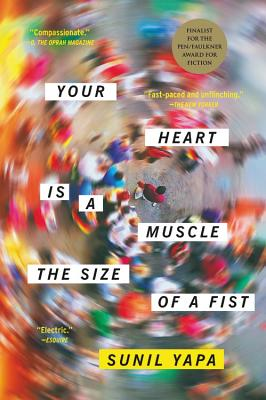 Your Heart Is a Muscle the Size of a Fist Cover Image