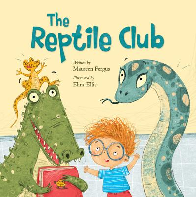 The Reptile Club Cover Image
