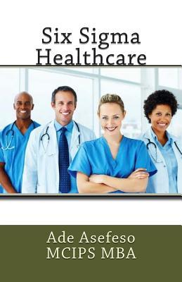 Six Sigma Healthcare Cover Image