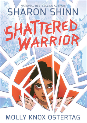 Cover for Shattered Warrior
