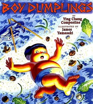 Boy Dumplings Cover