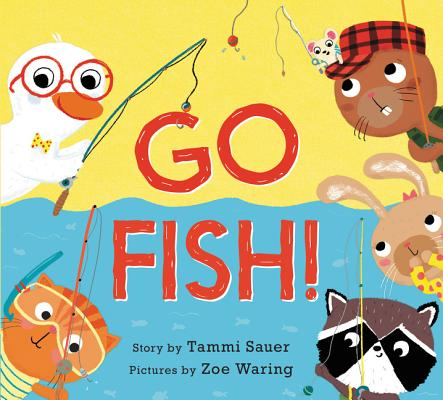 Cover for Go Fish!