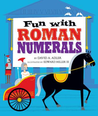 Fun with Roman Numerals Cover Image