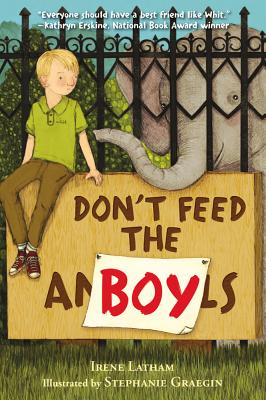 Don't Feed the Boy Cover