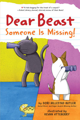 Dear Beast: Someone Is Missing! Cover Image