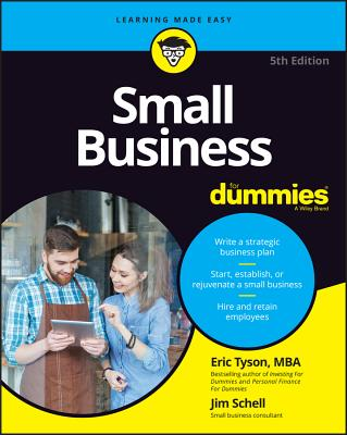 Small Business for Dummies Cover Image