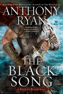Cover for The Black Song (Raven's Blade Novel, A #2)