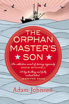 Orphan Master's Son Cover Image