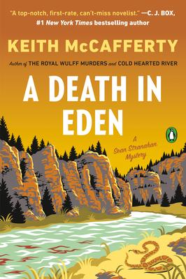 A Death in Eden: A Novel (A Sean Stranahan Mystery #7) Cover Image