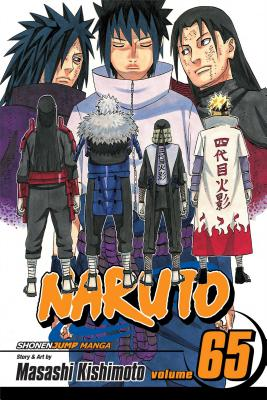 Naruto, Vol. 65 cover image