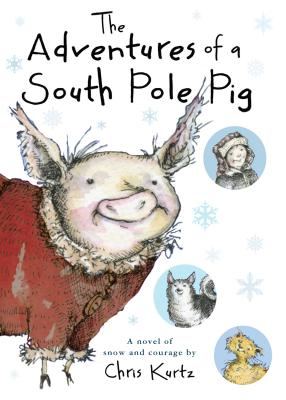 The Adventures of a South Pole Pig Cover