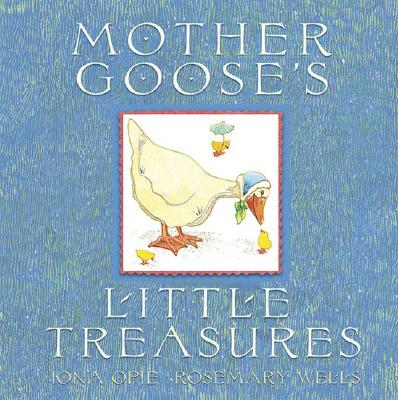 Mother Goose's Little Treasures Cover