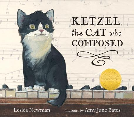 Ketzel, the Cat Who Composed Cover