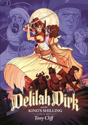 Delilah Dirk and the King's Shilling Cover Image
