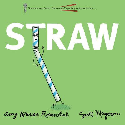 Straw (The Spoon Series #3) Cover Image