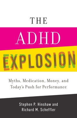 The ADHD Explosion Cover