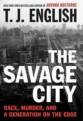 The Savage City Cover