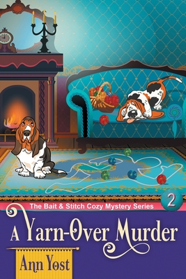 A Double-Pointed Murder (The Bait & Stitch Cozy Mystery Series, Book 2) Cover Image