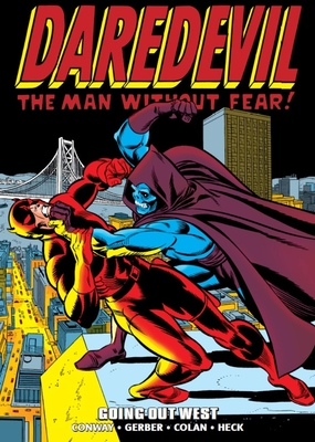Daredevil Epic Collection: Going Out West Cover Image
