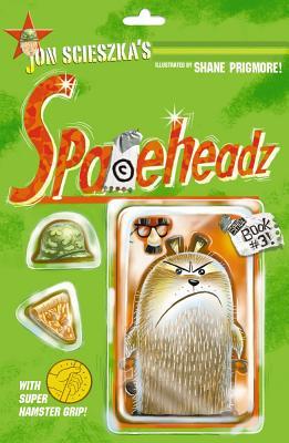 Spaceheadz, Book 3 Cover