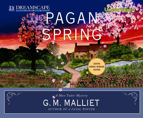 Cover for Pagan Spring (Max Tudor Mysteries)