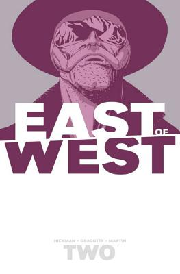 East of West Volume 2 Cover