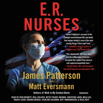 E.R. Nurses: True Stories from America's Greatest Unsung Heroes Cover Image