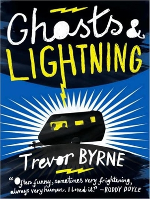 Ghosts & Lightning Cover