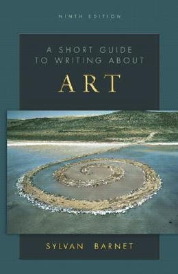 A Short Guide to Writing about Art Cover Image