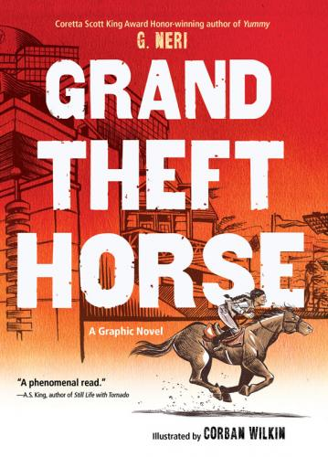 Grand Theft Horse Cover Image