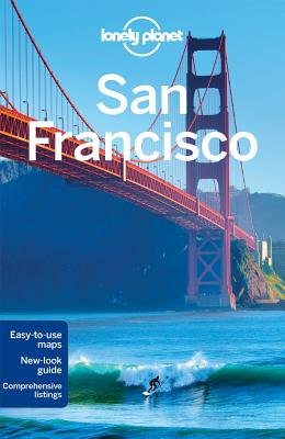Lonely Planet San Francisco Cover Image