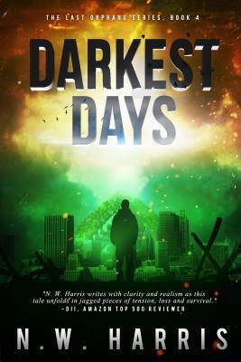 Darkest Days (The Last Orphans #4) Cover Image