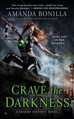 Crave the Darkness Cover