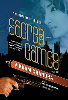 Sacred Games Cover Image