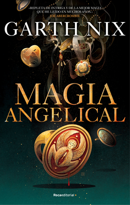 Magia Angelical cover
