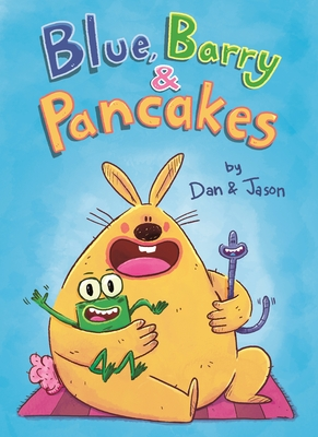 Blue, Barry & Pancakes Cover Image